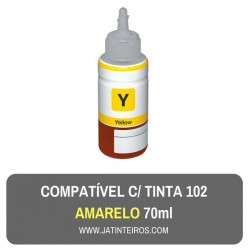 102 Tinta Magenta Compativel