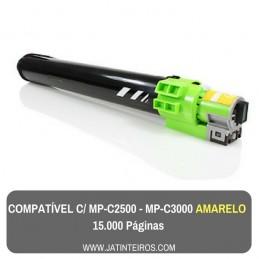 MP-C2500, MP-C3000 Magenta Toner Compatível