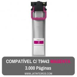 T9442 Ciano Tinteiro Compativel