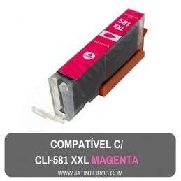 CLI-581 XXL Ciano Tinteiro Compativel