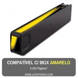 981X Magenta Tinteiro Compativel