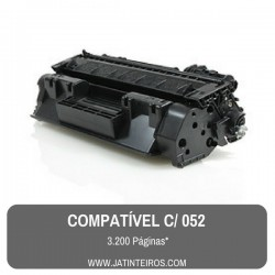 052 Toner Compativel Preto