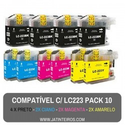 LC223 Pack 10 Económico