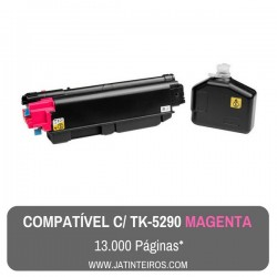 TK-5290 Ciano Toner Compativel