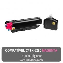 TK-5280 Ciano Toner Compativel