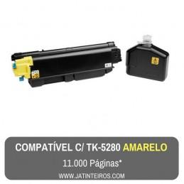 TK-5280 Magenta Toner Compativel