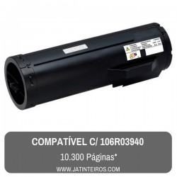 106R03940 Toner Compativel Preto