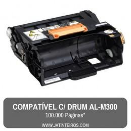 AL-M300D Toner Compativel Preto