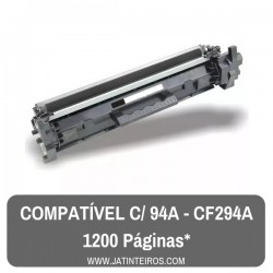 HP 94A - CF294A Preto Toner Compativel