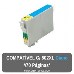 502XL Preto Tinteiro Compativel