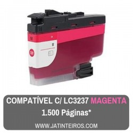 LC3237 Ciano Tinteiro Compativel