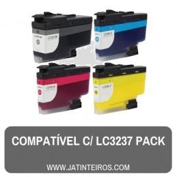 LC3237 Amarelo Tinteiro Compativel