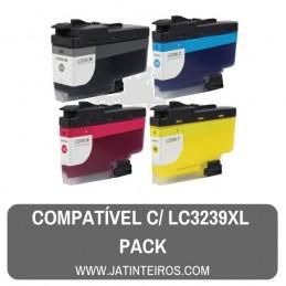 LC3237 Pack Tinteiros Compativeis