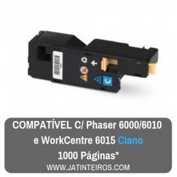PHASER 6000, 6010, 6015 Ciano Toner Compativel