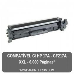 Nº17 Preto, CF217A