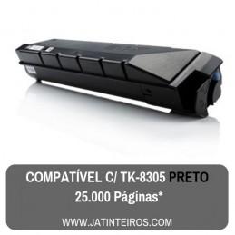 TK8305 Preto Toner Compativel 1T02LK0NL0