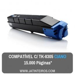 TK-8305 Preto Toner Compativel 1T02LK0NL0