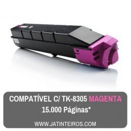 TK-8305 Magenta Toner Compativel 1T02LKBNL0