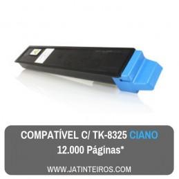 TK-8325 Preto Toner Compativel 1T02NP0NL0