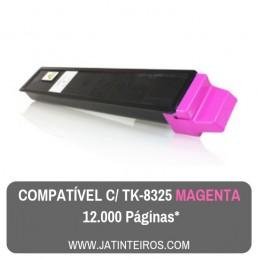 TK-8325 Ciano Toner Compativel 1T02NPCNL0