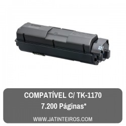 TK1140 Toner Compativel