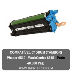 Phaser 6510, Workcentre 6515 Amarelo Toner Compativel