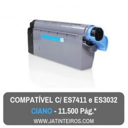 Executive ES7411, ES3032 Ciano Toner Compativel