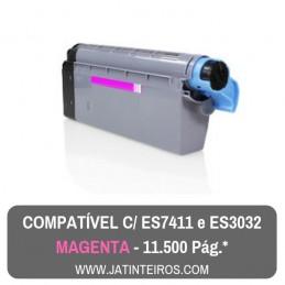 Executive ES7411, ES3032 Magenta Toner Compativel