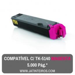 TK5140 Magenta Toner Compativel