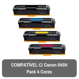 054H Pack Toners Compatíveis