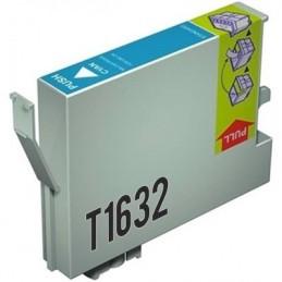 Tinteiro Compatível c/ Espon T16XL - Ciano