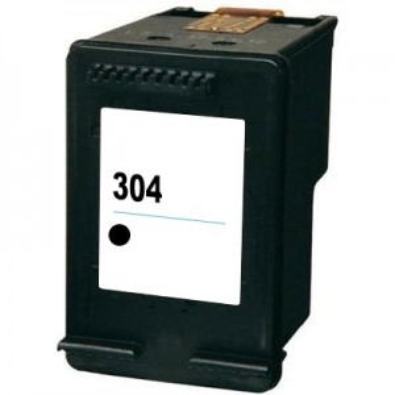HP 304 Preto Tinteiro Reciclado