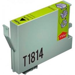 Tinteiro Compatível T18XL - Amarelo