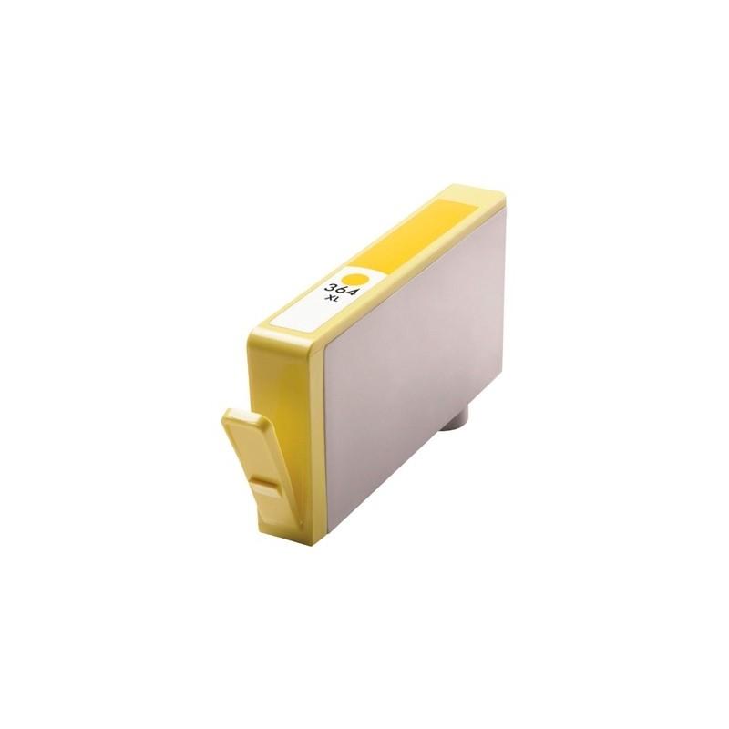 364XL Amarelo Tinteiro Compativel