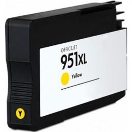 HP 951XL Amarelo Tinteiro Compatível