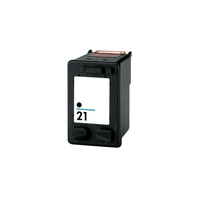 HP 21 Preto Tinteiro Reciclado
