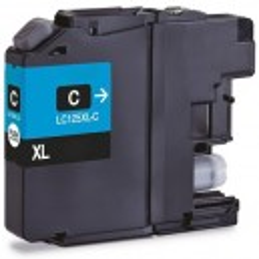Tinteiro Compativel LC125XLC/123C