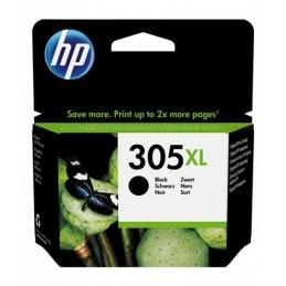 HP 305XL Preto Tinteiro Original