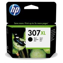 HP 307XL Preto Tinteiro Original