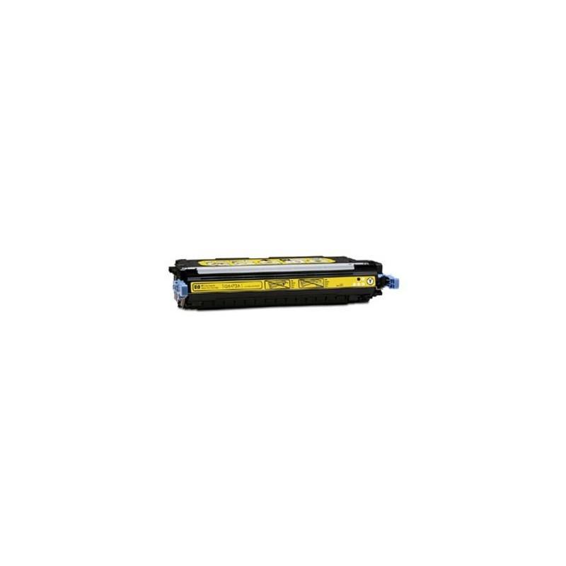 Toner Reciclado Q6472A - Amarelo