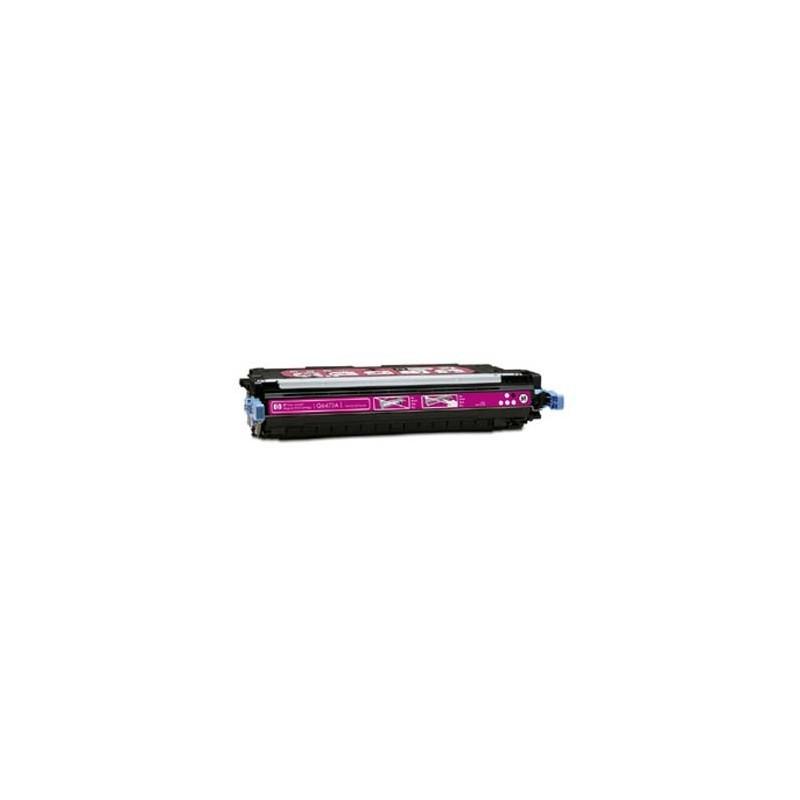 Toner Reciclado Q6473A - Magenta