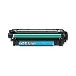 Toner Compativel HP 504A Ciano (CE251A)