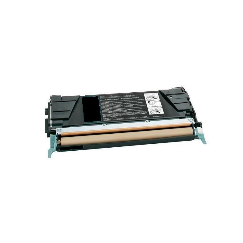 Toner Reciclado Lexmark C530/532 - BK