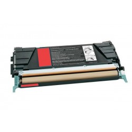 C522, C524, C532, C534 Magenta Toner Compativel