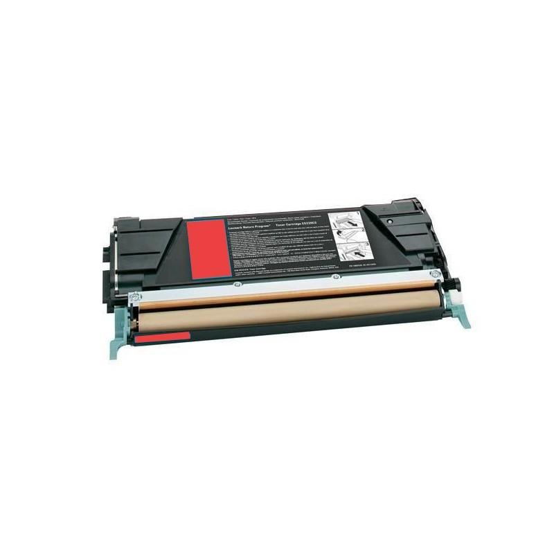 Toner Reciclado Lexmark C530/532 - M
