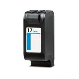 Tinteiro Compativel HP 17 XL - Cores