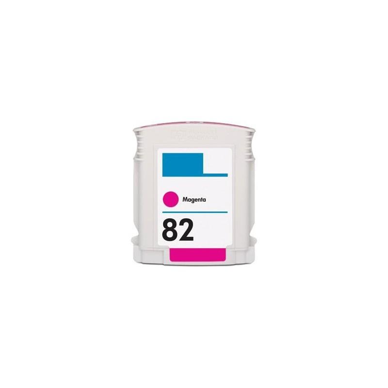 Tinteiro Reciclado HP 82 - Magenta