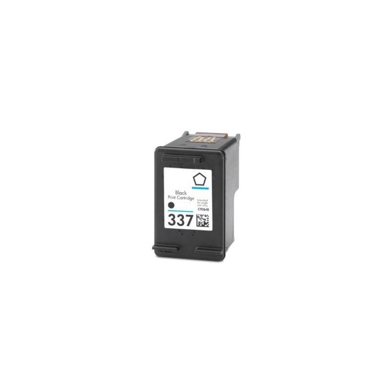Tinteiro Reciclado HP 337 - Preto