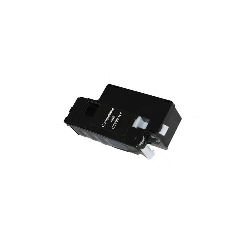 Toner Compativel Aculaser C1700/CX17 Preto XL