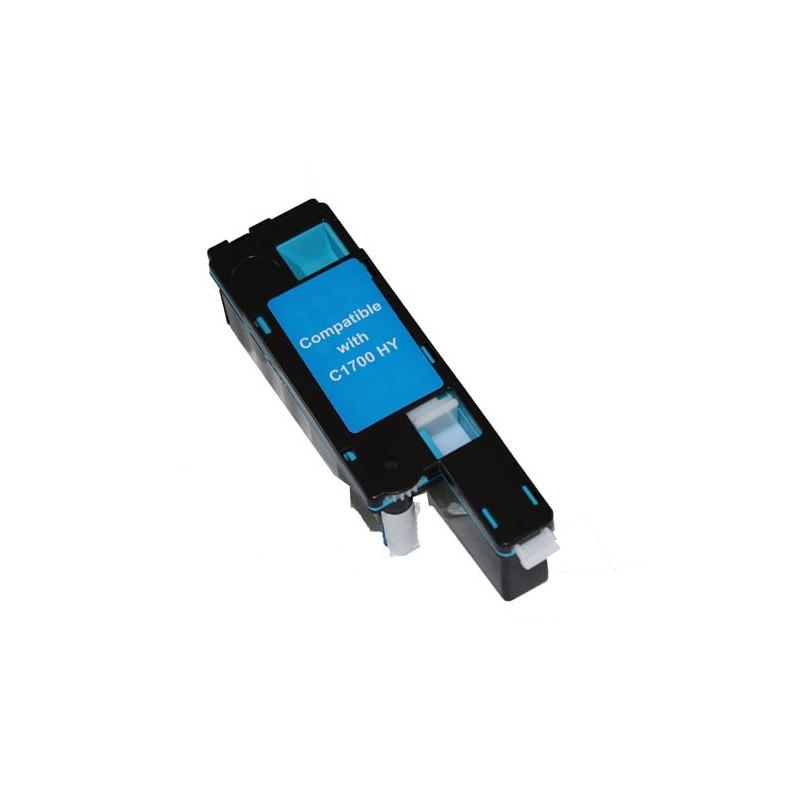 Toner Compativel Aculaser C1700/CX17 Ciano XL